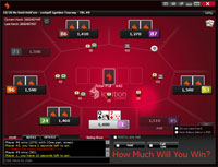 Ignition Poker Screenshot