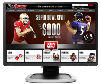 super bowl game online online betting on sports