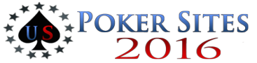 US Poker Sites 2016